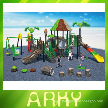 Outdoor kids playground equipment 2014