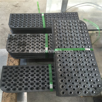 Fisheye Shape / Anti-slip Perforated Metal / Punched Metal Sheet