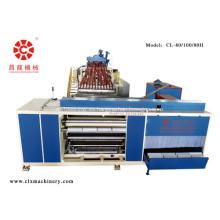 Completamente automática de alta velocidad Cast Film estirable máquina