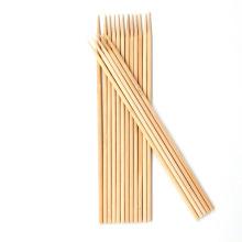 High quality custom barbecue bbq bamboo skewer sticks