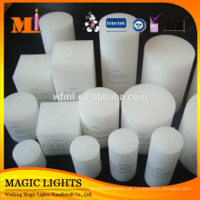 Großhandel weiße Kunst Kerze Making Supplies