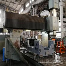 Peças de máquina CNC de 4 metros