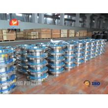 Bridas de acero Bridas WNRF ASTM A182 GR F9