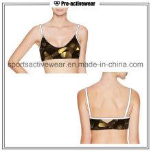 OEM Venta al por mayor Fitness Adjustable Clothing Cheap Wholesale Sports Bra