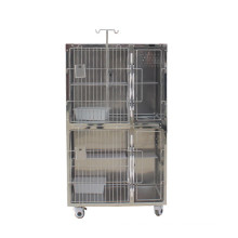 Veterinary Supplies Animal Medical Cage Pet Clinics Cage Used by Pet Hospital