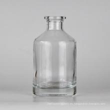 Envase de 200ml de botella de vidrio / perfume