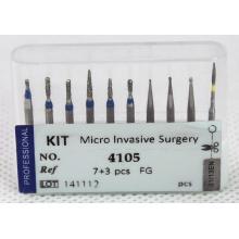 Dental Bur Kit - Micro Invasive Chirurgie