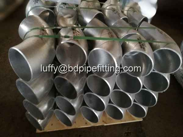Galvanized pipe fitting (12)