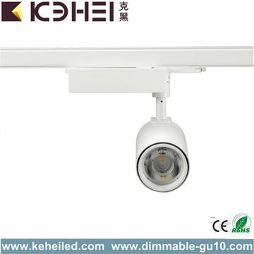 4-Draht-Dimmbare 35W LED Track Lights AC220V