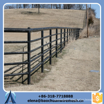 Customized Security Hot Dip Galvanizing Farm fence with Factory Price
