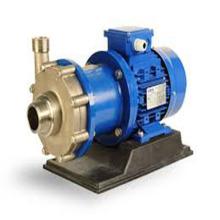 Gr.2 Titanium magnetic pump liquid filling machine