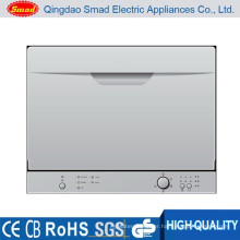 Hot selling Stainless steel freestanding dimensions dishwasher