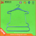 Colorful Plastic Clothing Hanger for Child