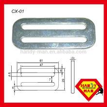 Fivela de aço Quick Stamped CX-01