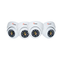 Dome IP CCTV-camera 6-pack nachtzicht