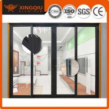 Heißes Aluminiumprofil für Türen / Haupttürrahmendesigns