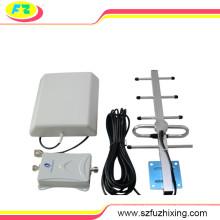 In-building 65dB Ganancia GSM / 3G 850MHz repetidor de señal móvil