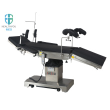 Electrical hydraulic operation theater table