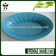 biodegradable bamboo fiber bowls