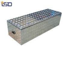 Single Lid Aluminum Crossover Truck Tool Box