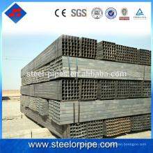 Produtos quentes para vender online de boa qualidade q195 aço quadrado tubo