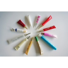 Tubo de plástico. Tubo suave. Tubo flexible para el empaquetado cosmético (AM14120236)