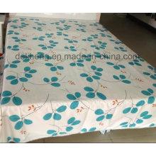 Twill Weave Высокое качество 100% хлопок печатных листов простыни