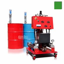 Máquina de espuma de spray de poliuretano PU de alta pressão