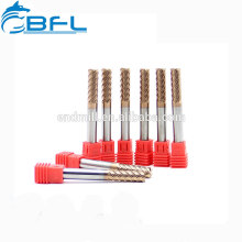 Hot Sale Carbide Cemented Tungsten Carbide Bit Finishing End Mill