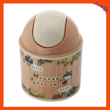 Plastic Creative Mini Storage Bucket (FF-5017-1)