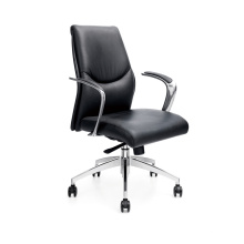 Morden Leather MID Back Office Chair