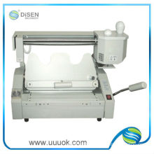Manual glue binding machine