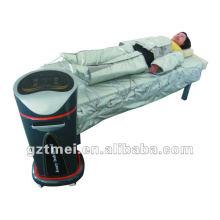 3 en 1 máquina delgada del cuerpo de EMS + infrared + pressotherapy