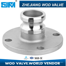 F Type Flange Coupling (Stainless steel)