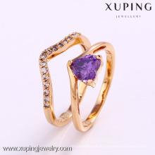 12177- Xuping Frauen Mädchen Stil Modern Schmuck Fingerringe Set