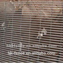 Clôture anti-montée utilisée pour la sécurité de l'école de gardon ou des lieux publics