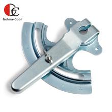 Soporte de alto separador que se separa del regulador de la manija del control del dial con los pies de la base
