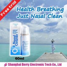 Traje para rinite alérgica Pulverizador nasal fisiológico de água do mar