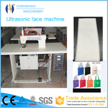 60mm Ultrasonic Lace Sewing Machine