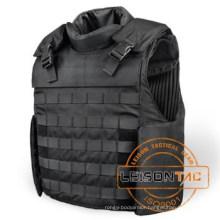 Bulletproof Vest Body Armor USA NIJ And ISO Standard Manufacturer