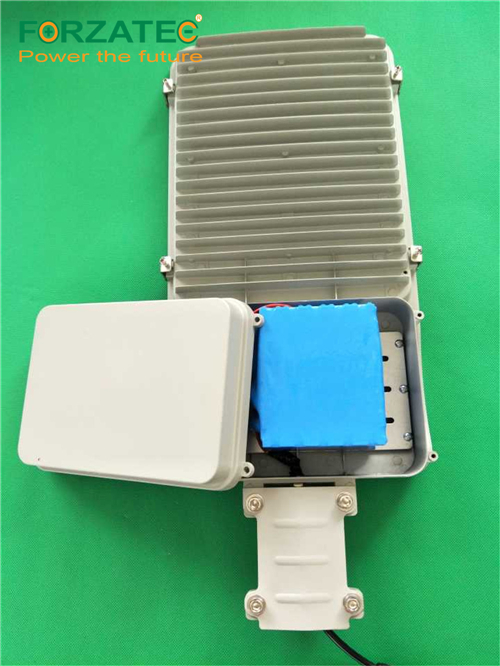 lithium ion battery solar street light