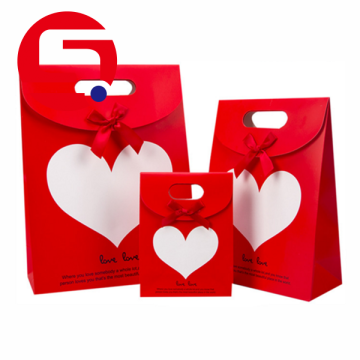 Hight Quality Wedding Paper Gift Bag Vente en gros