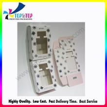 Elegant Folding Style Paper Perfume Gift Box