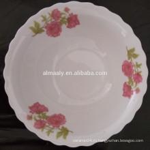 обрезанный край посуды керамическая чаша