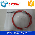 pto cable control for genuine terex heavy duty truck