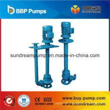 Pompe submersible d'eaux d'égout de série de Yw