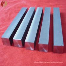 Gr2 Titanium Square Bar for Industrial Using