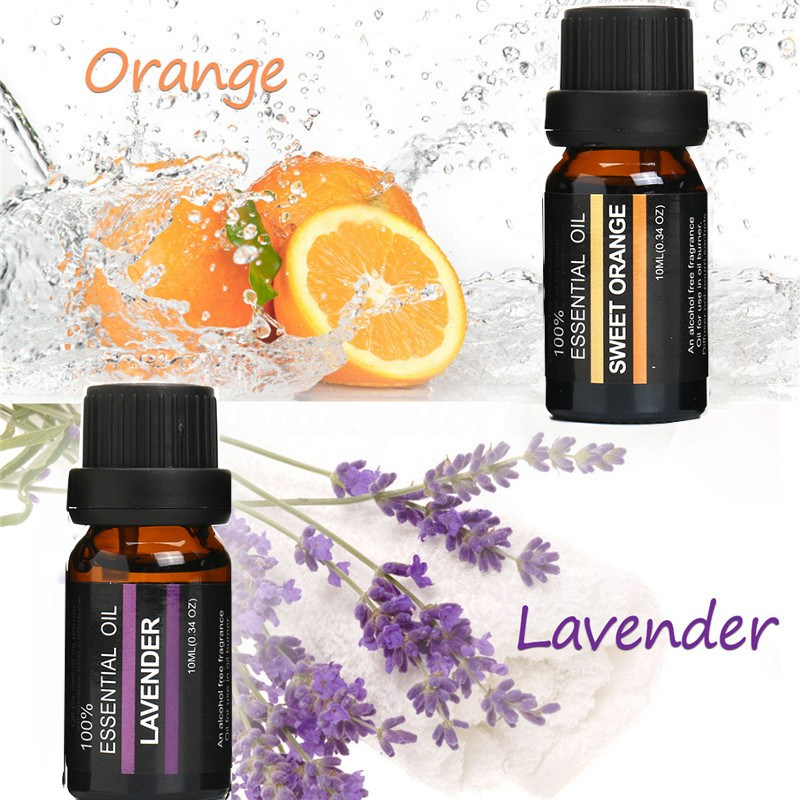 10ml/bottle Essential Oil Set
