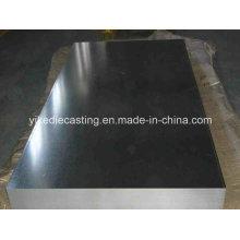 Material de construção galvanizado Gi da placa da chapa de aço