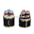 Câble armé XLPE de haute qualité, câble d'alimentation 35KV